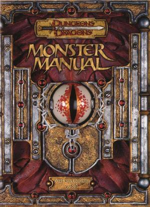 Dungeons & Dragons - Monster Manual (v3.5)