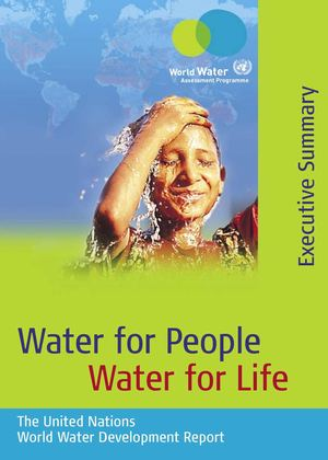 UN Report - Water for people, Water for life