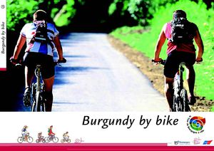 Cycling in Burgundy