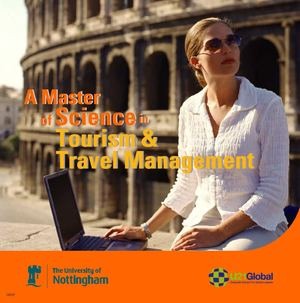 MSc in Tourism and Travel Management