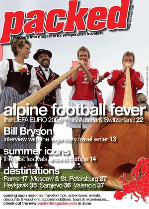 Packed Magazine Issue 02 2008