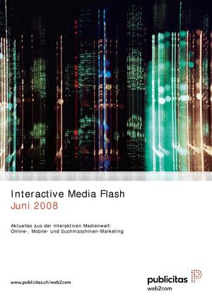 Interactive Media Flash Juni 2008