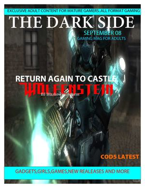 The Dark Side Mag Sept