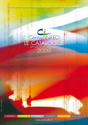 Catalogue 2009 du Centre INFFO