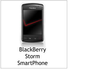 BlackBerry STORM Smartphone Presentation