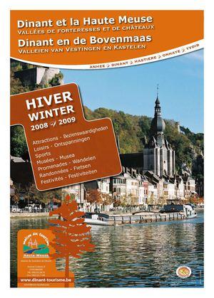 Calam o maison du tourisme de dinant hiver - Office du tourisme dinant ...
