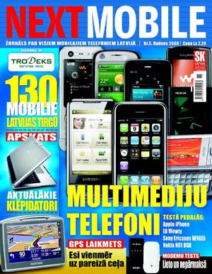 NextMobile Issue 5