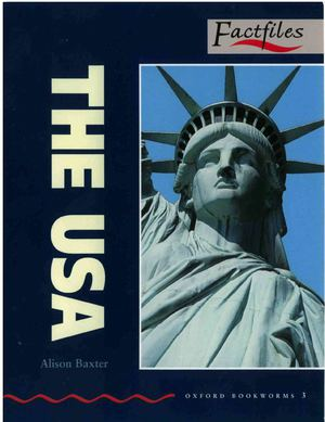 The USA - Alison Baxter