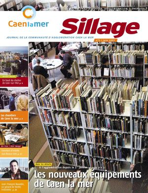 Magazine Sillage - N°1 - Juin 2003