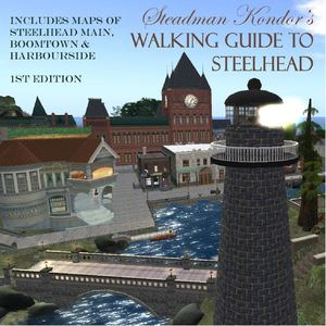 Steadman Kondor's Walking Guide To Steelhead. 1st Edition