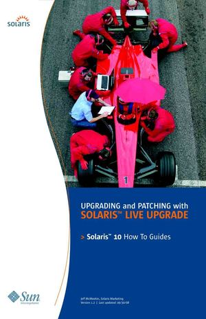 Solaris Live Upgrade How-To Guide