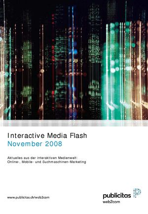 Interactive Media Flash November 2008