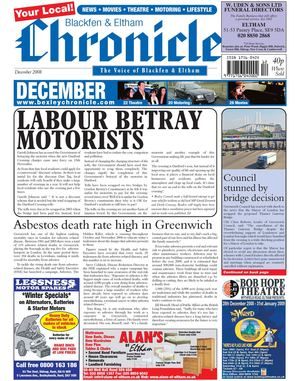 The Blackfen & Eltham Chronicle December 2008