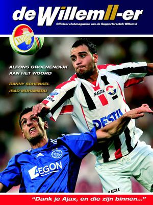 De Willem II-er September 2008