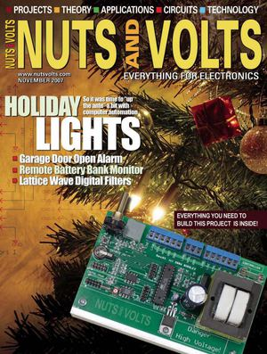 Nuts and Volts 11 2007
