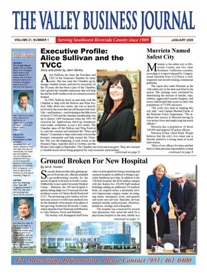 The Valley Business Journal