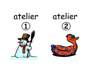 fiches ateliers
