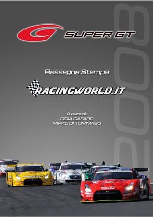 SuperGT - Rassegna Stampa 2008 by racingworld.it