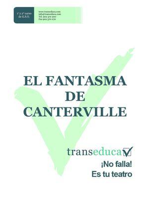 Calaméo Guia Didàctica El Fantasma De Canterville