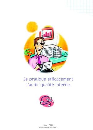 Je pratique efficacement l'audit interne