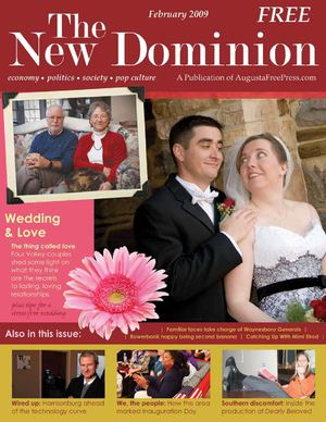 The New Dominion Magazine - February 2009 edition