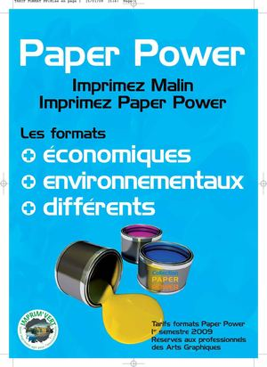 Paper power