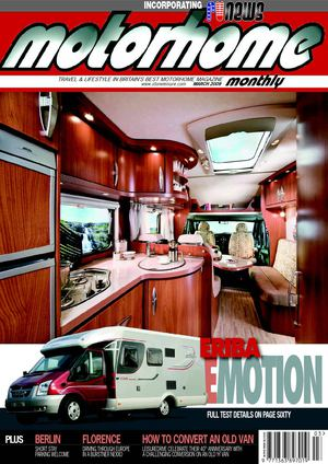 March 2009 - Motorhome Monthly Magazine