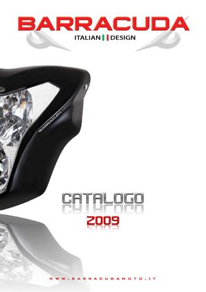 CATALOGO 2009 BARRACUDAMOTO