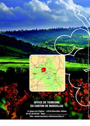 Guide OTSI Causse et Vallon de Marcillac