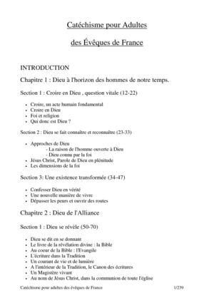 exemple de lettre pour l évêque confirmation Calaméo   Catéchisme pour adultes des évêques de France exemple de lettre pour l évêque confirmation