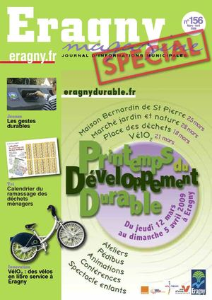 Journal municipal n°156