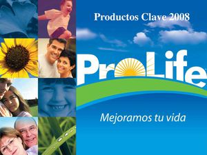 Productos Prolife