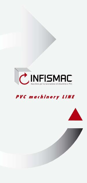 Infismac - Macchine in PVC - Factory snc