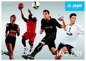 Catalogue Jako Handball 2009
