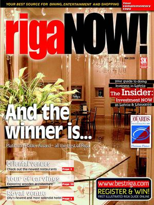 RigaNOW! issue64
