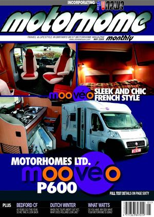 May 2009 - Motorhome Monthly Magazine