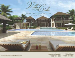 Villa Cielo Cap Cana Trump Farallon Estates - Dominican Republic