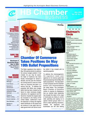 May 2009 Newsletter