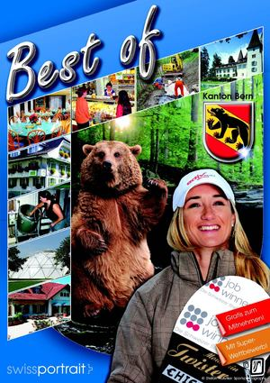 Swissportrait - Best of Kanton Bern, Ausgabe 2008