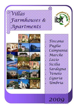 Villas, Farmhouses & Apartment