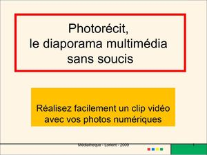 Photorécit