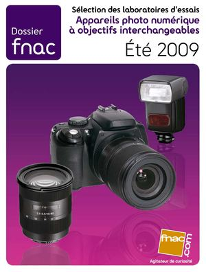 Guide Fnac Photo Reflex été 2009