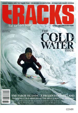 GLOBE SURF TEAM | TRACKS JUNE 2009 |