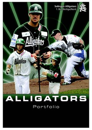 Portfolio Solingen Alligators
