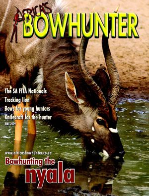 Africas BOWHUNTER May - LowRes 2009