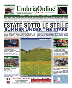 Umbria Online Journal - n°7 - Giu-Ago 2009