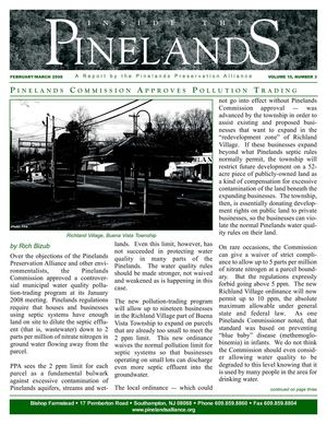 Inside the Pinelands - March 08