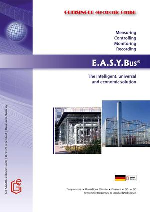 Greisinger E.A.S.Y.Bus System from PVL Ltd