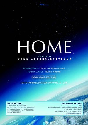 Home - Yann Arthus-Bertrand !