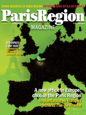 Paris Region Magazine / Doing Business in Paris Region - issue 7